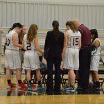 Girls BB: Moore's Career Night Helps Mustangs Topple Trinity