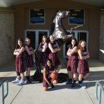Girls BB: Lutheran Falls to Bracken on Senior Night
