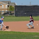 Baseball Falls To Sacred Heart in District Contest