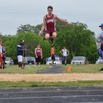 Friesenhahn Jumps To New Heights at State Track Meet