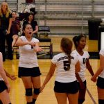 VB:Lady Mustangs Win in 5 Set Thriller