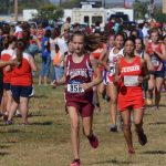 Mustang Cross Country Completes First Meet of the Season