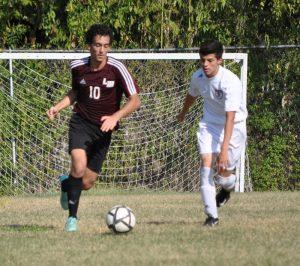 Soccer Game Verse CASA 9/23/15