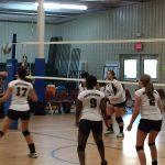 VB: Lady Mustangs Net 4th Win in a Row