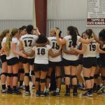 VB: Lady Mustangs Impress in Playoff Opener