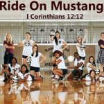 VB: Lady Mustangs Season Comes to a Close