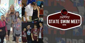 2016 State Swim Meet