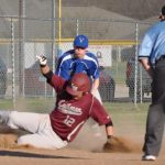 Mustang Baseball Notches First Victory of the Year