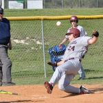 Offensive Outburst Propels Mustangs to Win