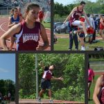 Mustang Tracksters Have Strong Showing at District Meet