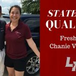 Freshman Golfer Headed to State Golf Meet!
