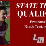 Mustang Freshman Headed to State Track Meet