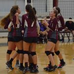 VB: Lady Mustangs Nab 3rd Straight Win