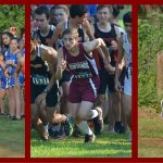 Mustang Cross Country Puts in the Work at Anther Meet