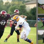 Football Falls In Battle of Lutheran Schools