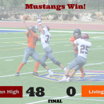 Mustangs Dominant In Week 1 Match Up