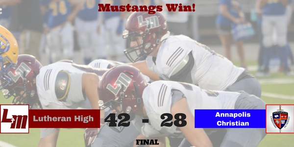Mustangs Power Past Warriors