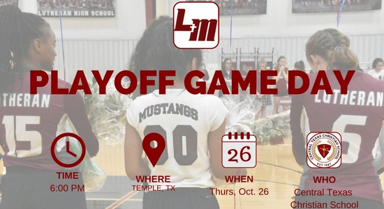 Lady Mustangs Ready for Playoff Opener
