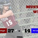 Softball Earns Win in District Opener