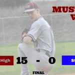 Boys Varsity Baseball beats Saint Gerard Catholic 15 – 0