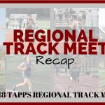 Boys Varsity Track Has Big Day at Regionals