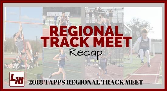 Boys Varsity Track Has Big Day at Regionals