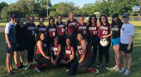 Post Season Honors Roll In for Lady Mustangs Softball Team