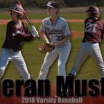 Eight Mustang Baseball Players Recognized for Post Season Awards