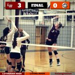 Lady Mustangs Capture First Home Win