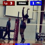 Lady Mustangs Pull Upset, Knock off a Top 10 Team