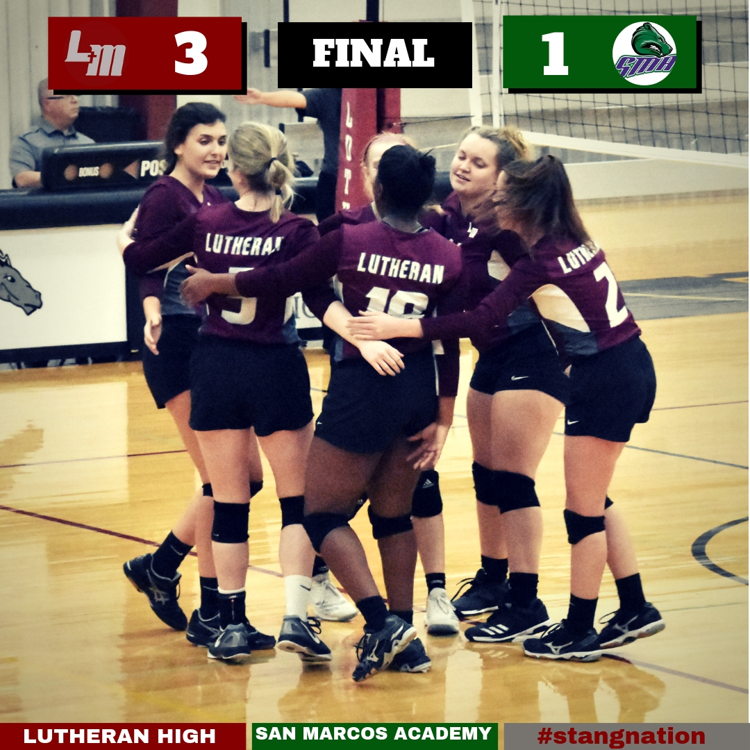 Lady Mustangs Open Up District Play with a Win