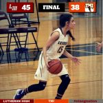 Lady Mustangs Win Season Opener Against TMI