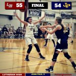 Lady Mustangs Win in Nail Biter to Keep Playoff Hopes Alive
