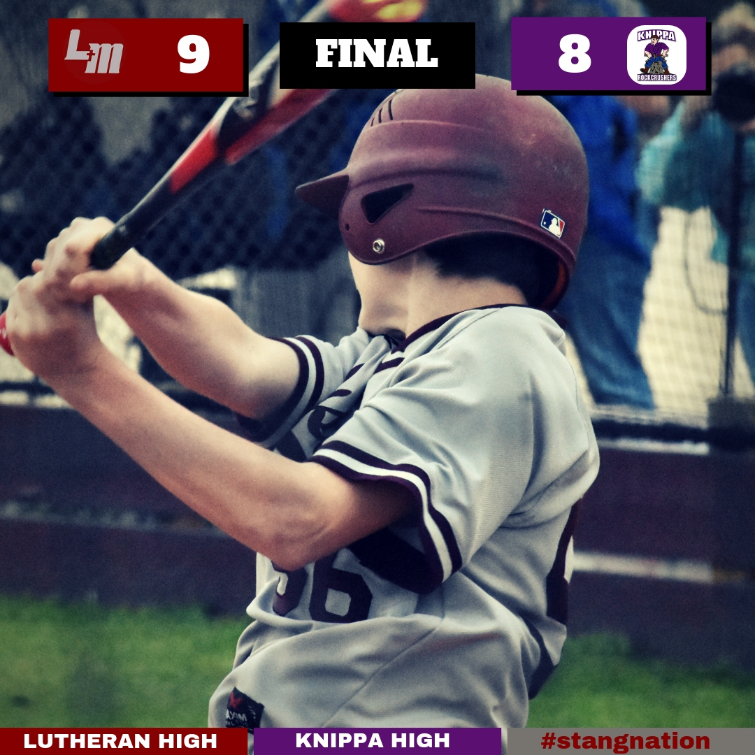 Mustangs Get Walk Off Win over Knippa