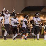 Desert Edge High School Varsity Football beat Independence High School 56-0