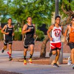 XC Leading the pack!