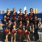 9th for Pom Nationals