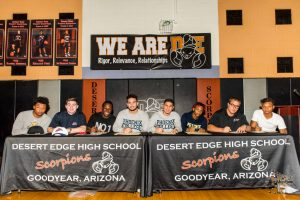 Football National Signing Day