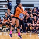 Girls Varsity Volleyball beats Invitational 2 – 0