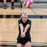 Girls Varsity Volleyball beats Agua Fria 3 – 0