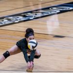 Girls Varsity Volleyball beats Verrado 3 – 0