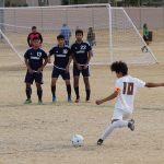 Boys Junior Varsity Soccer falls to Agua Fria High 5 – 1