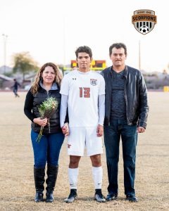 Senior Night 2018–Boys' Soccer