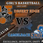 Girl's Basketball Recap