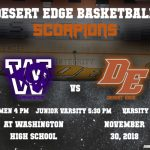 Boys Basketball 11/30 Recap vs Washington