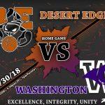 Girl's Basketball 11/30 Recap vs Washington