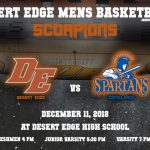 The Scorpions Fight Off Camelback