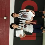 DEHS Wrestling: National Qualifiers
