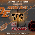 Girls Tennis Home Today, Boys Away Tomorrow