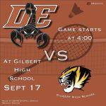 Varsity Badminton falls in Gilbert, JV wins